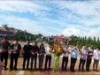 Đoàn thanh niên Đài KSKL Cà Mau – Đội Radar thông tin Cà Mau kỷ niệm 72 năm Ngày Thương binh liệt sĩ (27-7-1947 – 27-7-2019)