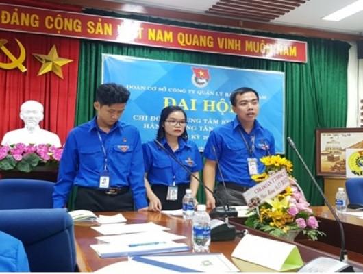 Công ty Quản lý bay miền Nam: Đại hội Chi đoàn Trung tâm Khí tượng hàng không Tân Sơn Nhất nhiệm kỳ 2019-2022