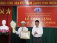 Lễ trao tặng Huy hiệu Đảng tại Đảng bộ Công ty Quản lý bay miền Nam