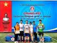 VATM: Tham gia giải Chạy Báo Hà Nội mới lần thứ 46 vì hòa bình quận Long Biên năm 2019