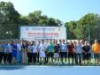 Công đoàn Công ty Quản lý bay miền Trung tổ chức giải thể thao chào mừng 74 năm Cách mạng Tháng 8 và Quốc khánh 2/9