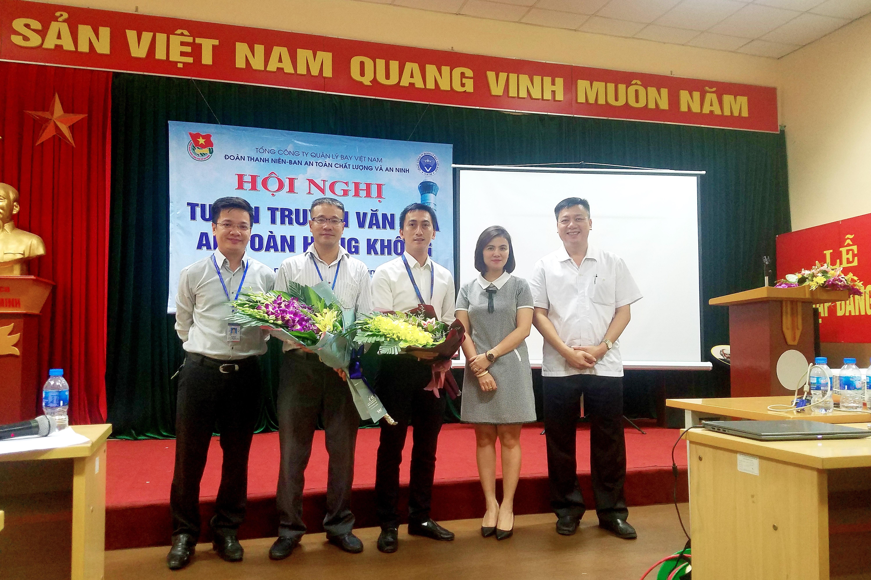 Hội nghị Tuyên truyền văn hóa an toàn Hàng không năm 2019 khu vực miền Bắc