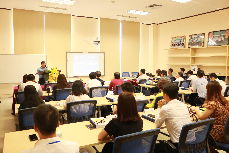 Khai giảng khóa đào tạo cấp chứng chỉ chuyên môn cho nhân viên khí tượng hàng không khóa 4 năm 2019