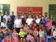 Đoàn thanh niên Tổng công ty dự lễ khánh thành và bàn giao lớp học tình thương