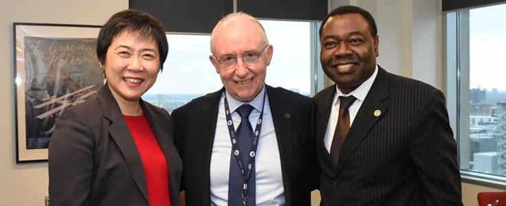 Ông Salvatore Sciacchitano của Ý đã được bầu giữ chức Chủ tịch Hội đồng ICAO