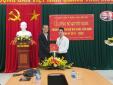 Đảng ủy Công ty Quản lý bay miền Bắc trao quyết định thành lập chi bộ đàì KSKL Vân Đồn