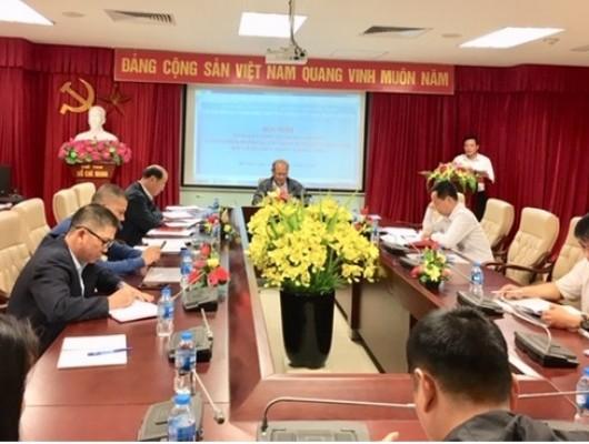 Hội nghị Tổng kết công tác Đảng và kiểm điểm năm 2019 của Chi bộ Trung tâm Phối hợp tìm kiếm cứu nạn Hàng không