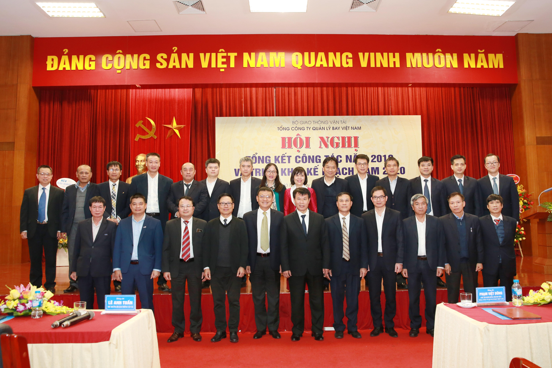 VATM tổ chức Hội nghị tổng kết công tác năm 2019 và triền khai kế hoạch năm 2020