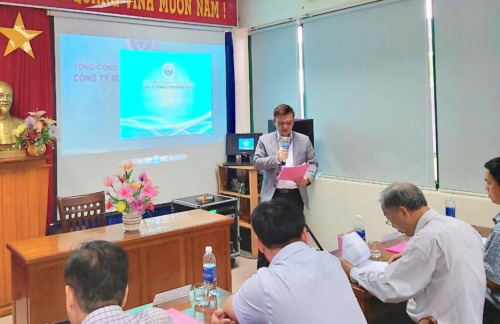 Diễn tập An ninh hàng không tại Đài Kiểm soát không lưu Phú Bài năm 2019