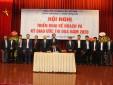 Trung tâm Quản lý luồng không lưu tổ chức Hội nghị triển khai kế hoạch và ký giao ước thi đua năm 2020