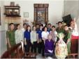 Đoàn Thanh niên Đài KSKL Cà Mau thăm, tặng quà Mẹ Việt Nam Anh hùng