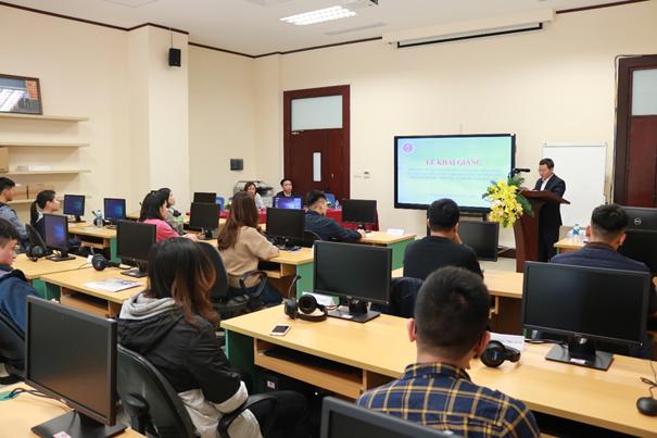 Khai giảng Khóa đào tạo bổ sung dành cho học viên đã hoàn thành khóa đào tạo kiểm soát tiếp cận, tại sân tại NEWZEALAND