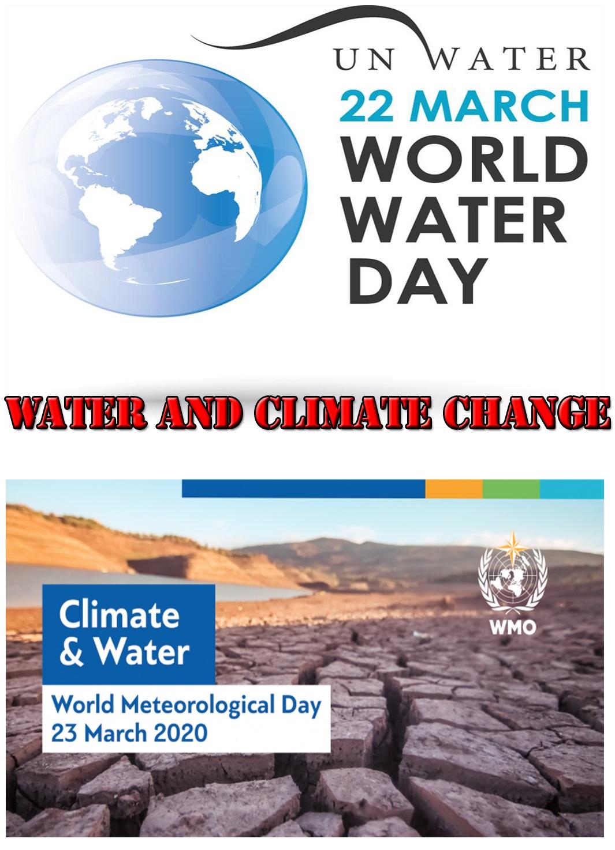 """Kỷ niệm 70 năm ngày Khí tượng thế giới 23/3/1950 - 23/3/2020, chủ đề """"Khí hậu và nước - Climate & Water"""""""