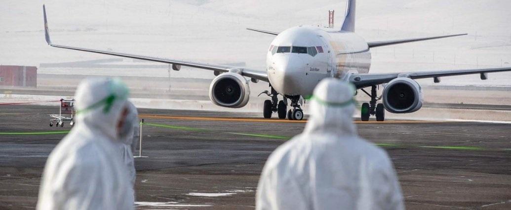 Hàng không dân dụng đứng trước tác động kinh tế do dịch Covid-19