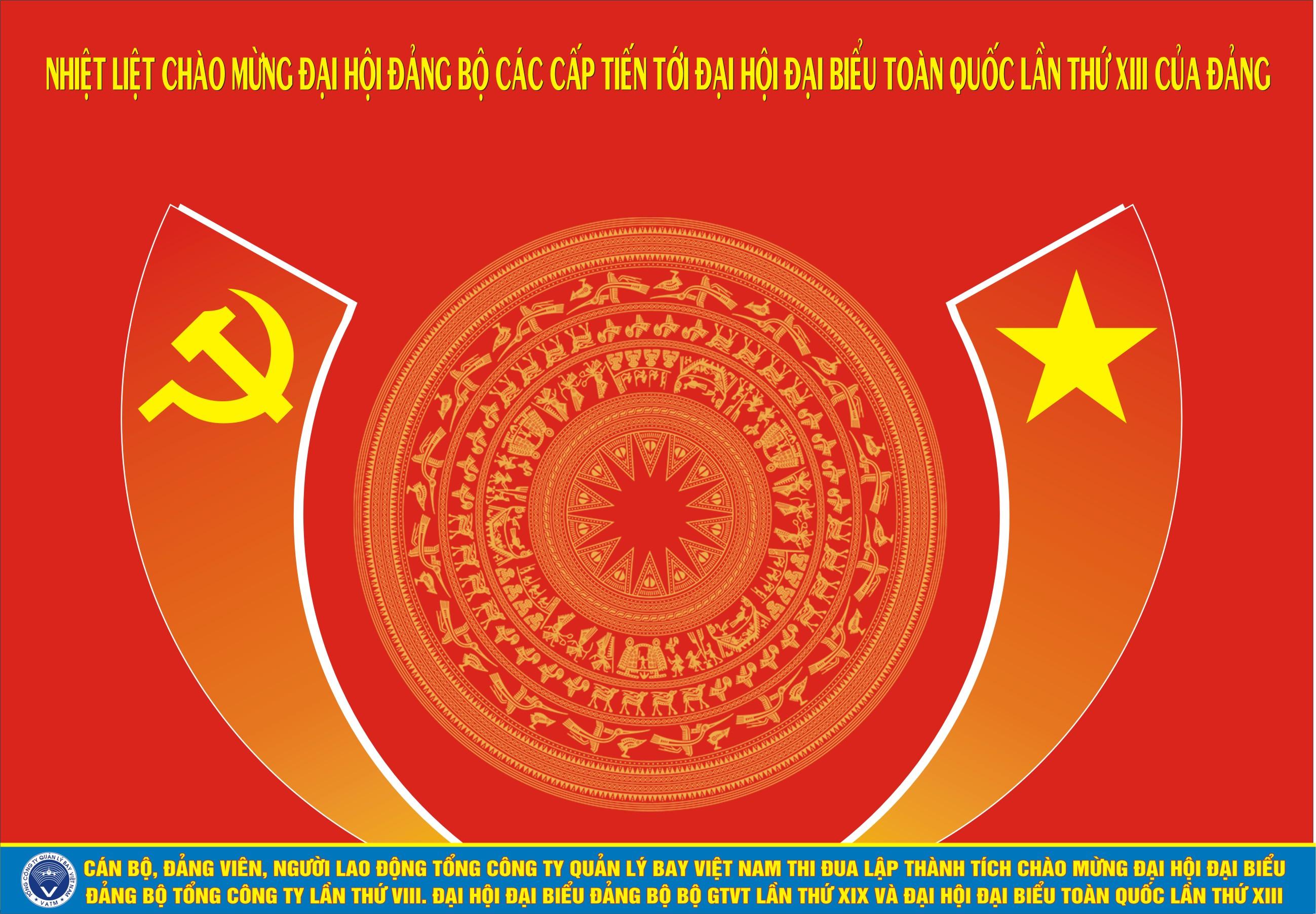 Đảng ủy VATM: Ban hành các kế hoạch chào mừng Đại hội Đảng bộ các cấp tiến tới Đại hội đại biểu toàn quốc lần thứ XIII của Đảng