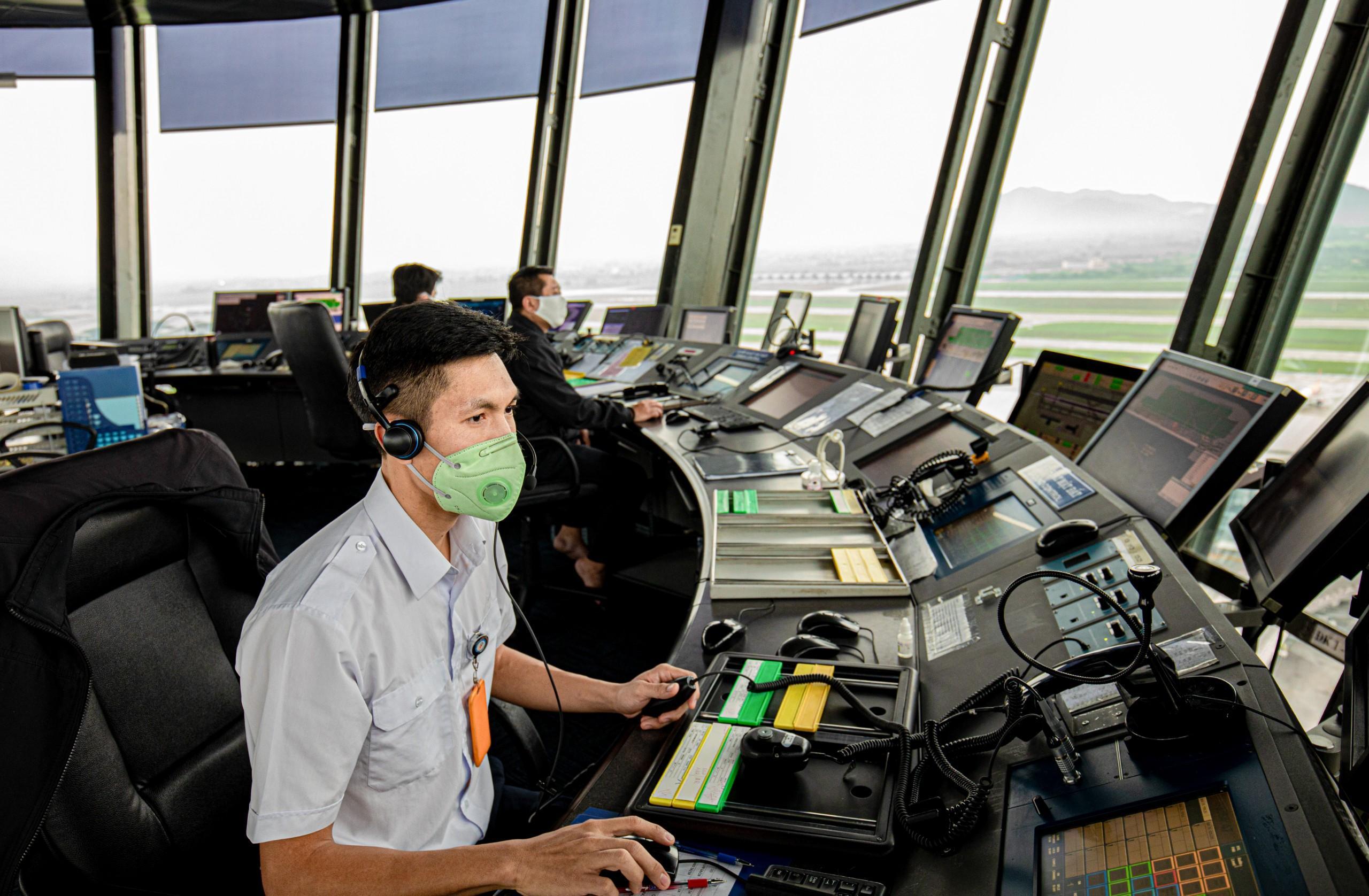 VATM tiếp tục thực hiện cấp độ ứng phó đại dịch Covid-19 tại các cơ sở điều hành bay