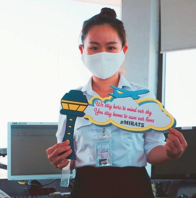 Công ty Quản lý bay miền Trung cùng chung tay vượt qua đại dịch