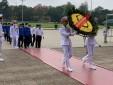 Đoàn thanh niên TCT Quản lý bay Việt Nam tham dự Lễ viếng Lăng Chủ tịch Hồ Chí Minh nhân kỷ niệm 130 năm ngày sinh của Chủ tịch Hồ Chí Minh