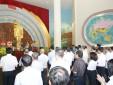 Lãnh đạo ngành Hàng không dâng hương Chủ tịch Hồ Chí Minh nhân kỉ niệm 130 ngày sinh của Người