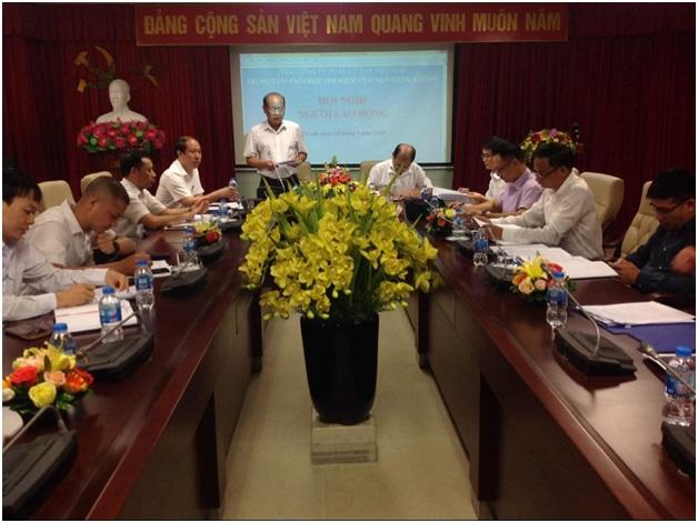 Trung tâm Phối hợp tìm kiếm cứu nạn Hàng không tổ chức thành công Hội nghị Người lao động năm 2020