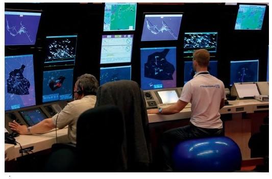 Trí tuệ nhân tạo có thể là cứu cánh cho ngành quản lý không lưu