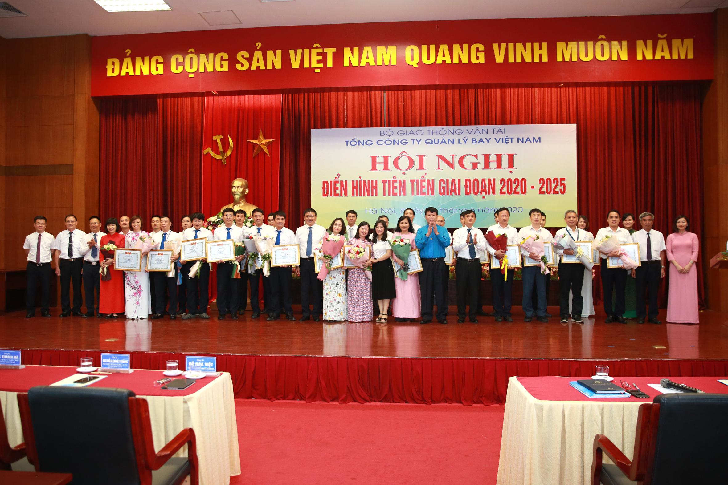 VATM: Hội nghị Điển hình tiên tiến giai đoạn 2020-2025