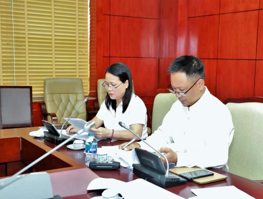 Công đoàn VATM tổ chức Hội nghị sơ kết công tác 6 tháng đầu năm 2020