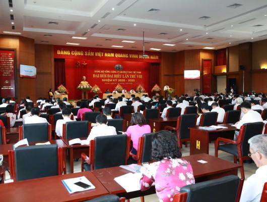 Bế mạc Đại hội Đảng bộ Tổng công ty Quản lý bay Việt Nam lần thứ VIII