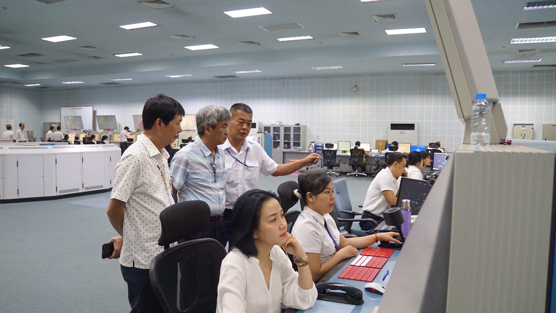 Công ty Quản lý bay miền Nam thực hiện điều chỉnh ranh giới trách nhiệm Phân khu 2,3,5 và thiết lập Phân khu 6 tại ACC Hồ Chí Minh