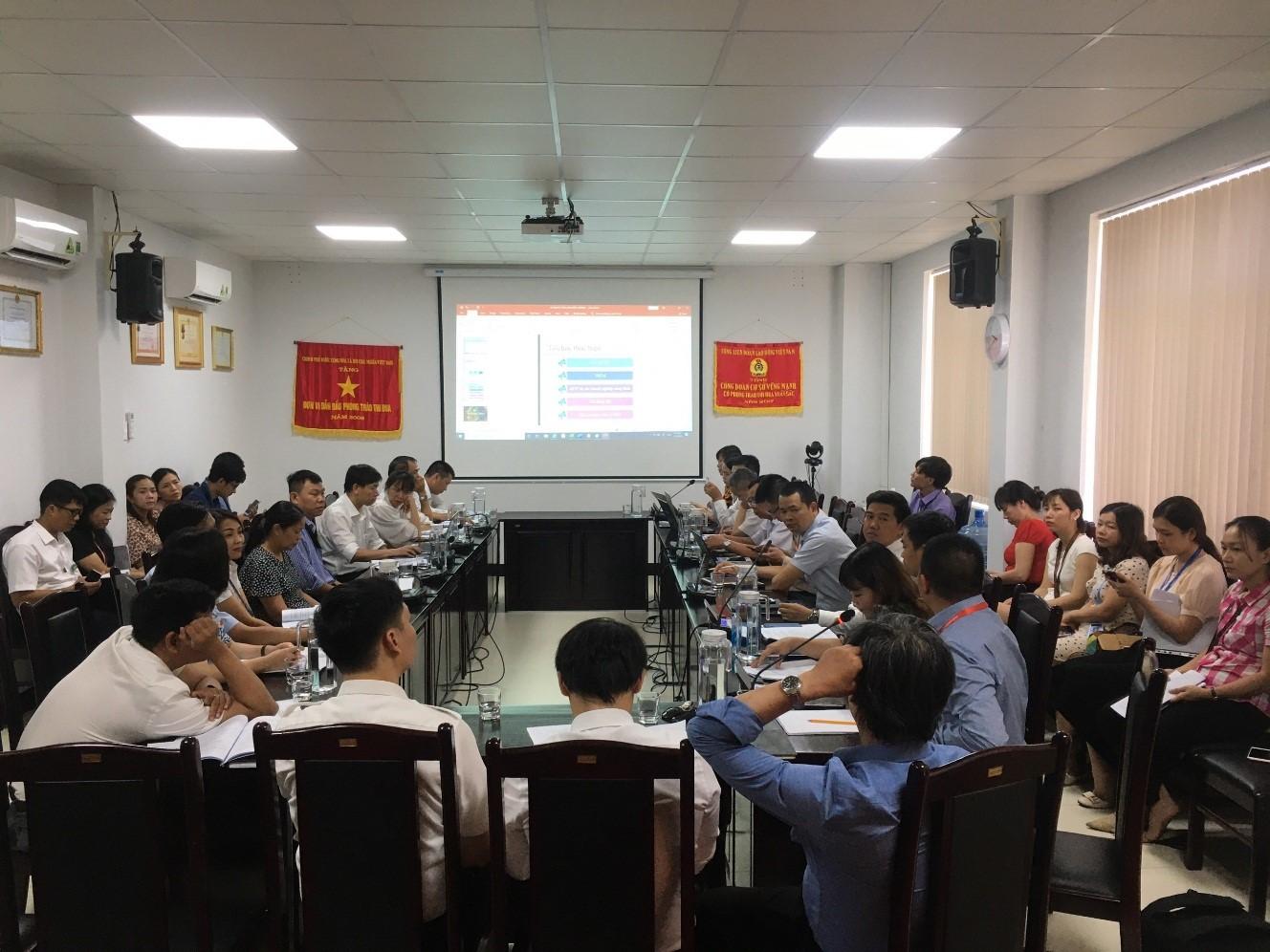 Hội thảo về Quản lý luồng không lưu (ATFM) tại Đà Nẵng
