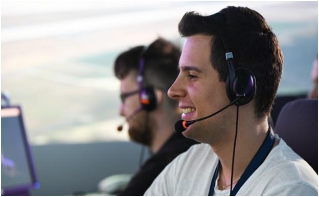 Truy cập miễn phí vào hệ thống kiểm soát không lưu giả lập của Micro Nav cho các sân bay Vương quốc Anh và các nhà cung cấp dịch vụ không lưu