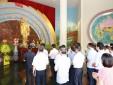 Lãnh đạo ngành Hàng không dâng hương tưởng niệm Chủ tịch Hồ Chí Minh nhân kỉ niệm 75 năm Quốc khánh