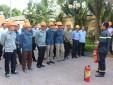 Chỉ thị về việc tăng cường quản lý, chấn chỉnh công tác an toàn, vệ sinh lao động, phòng chống cháy nổ và kỷ luật lao động