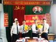 Chi bộ Đài Kiểm soát không lưu Vinh kết nạp đảng viên mới