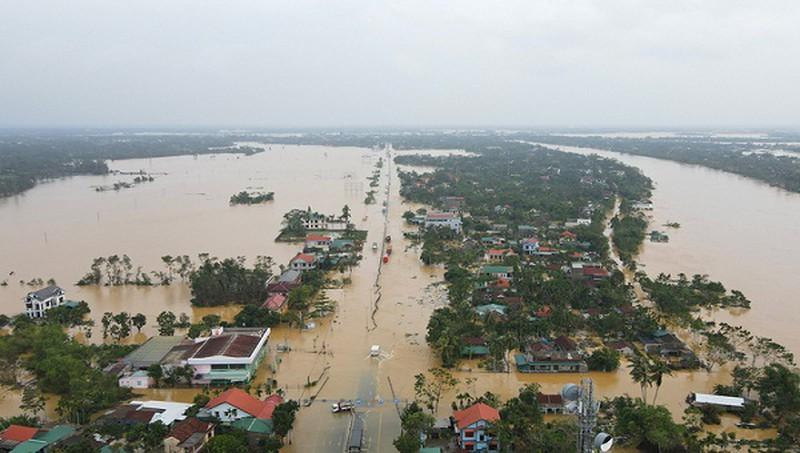 Bộ trưởng Nguyễn Văn Thể gửi Thư ngỏ kêu gọi chung tay khắc phục hậu quả mưa lũ