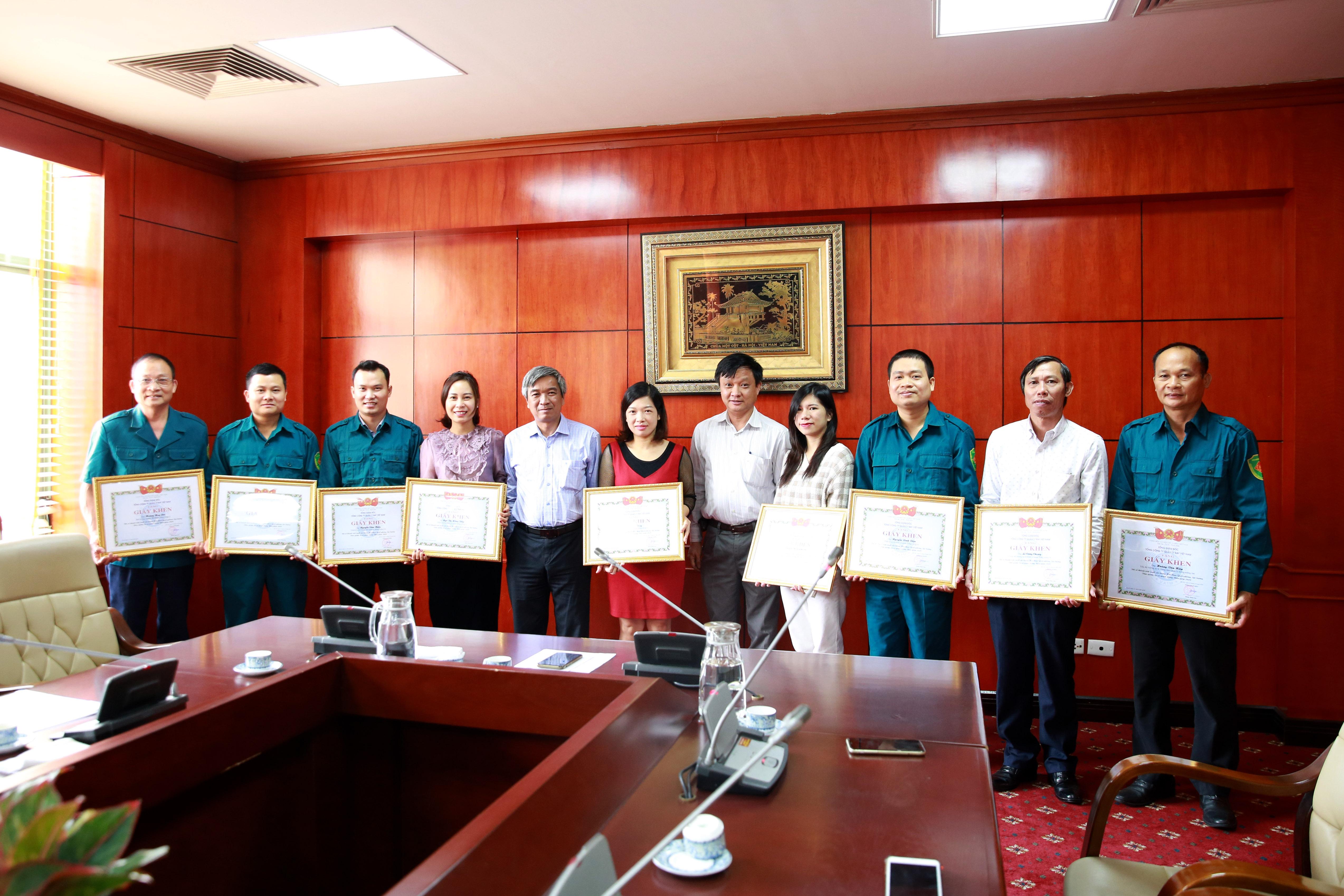 VATM: Tổng kết và khen thưởng thành tích trong Hội thao Quốc phòng năm 2020