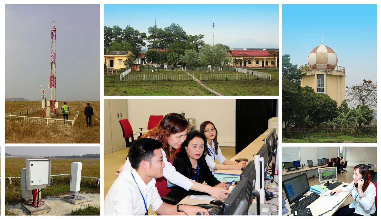 VATM: Thành lập Trung tâm Khí tượng hàng không