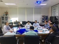 Cục Hàng không Việt Nam kiểm tra công tác an toàn khai thác tại Trung tâm Phối hợp Tìm kiếm cứu nạn Hàng không