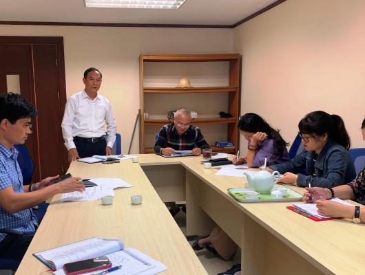 Ban Quản lý dự án chuyên ngành Quản lý bay tổ chức sơ kết công tác Công đoàn