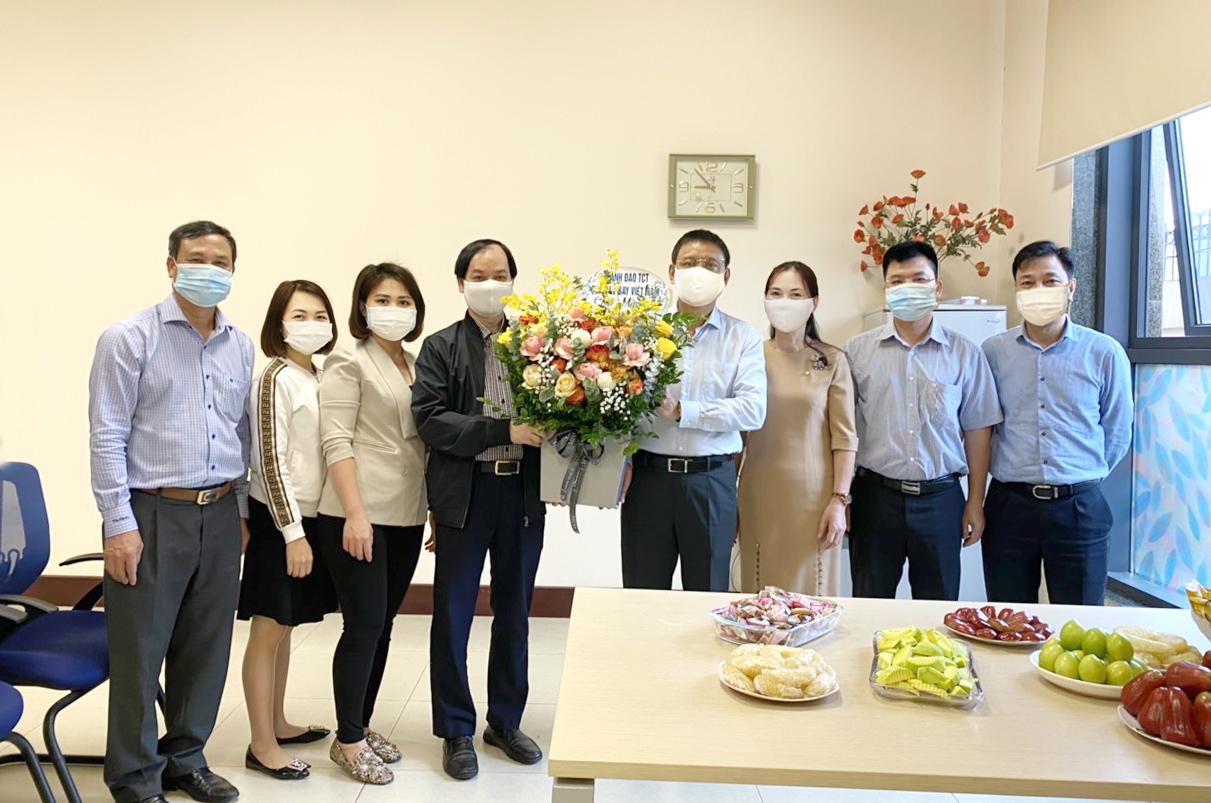 VATM: Chúc mừng đội ngũ y bác sỹ nhân ngày Thầy thuốc Việt Nam