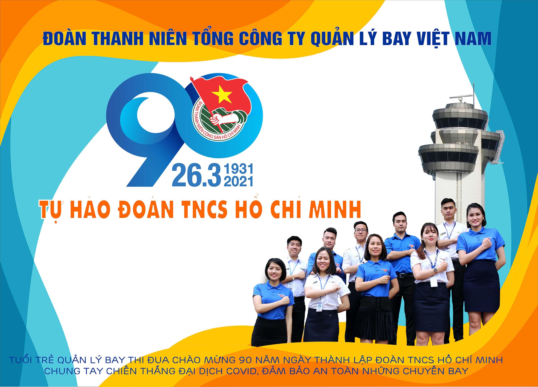Đoàn Thanh niên Tổng công ty Quản lý bay Việt Nam: sôi nổi các hoạt động Tháng Thanh niên năm 2021