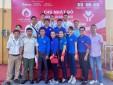 Đoàn thanh niên Đài Kiểm Soát Không Lưu và Trạm Radar thông tin Cà Mau tham gia ngày hội hiến máu nhân đạo Tỉnh Cà Mau tháng 3/2021