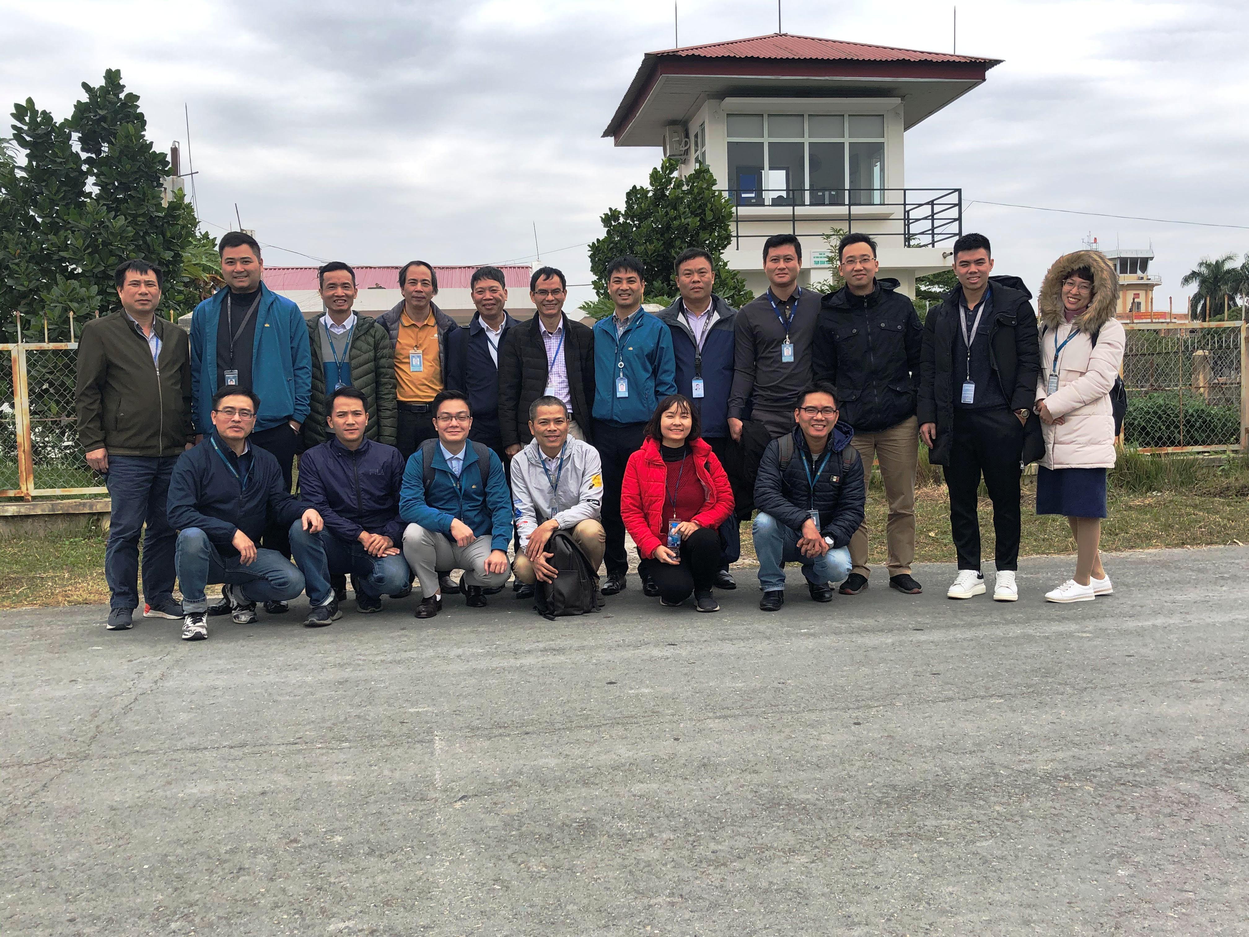 Tổng công ty Quản lý bay Việt Nam hỗ trợ công tác đào tạo, huấn luyện cho Tổng công ty Hàng không Việt Nam