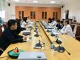 Đoàn cán bộ Cục Hàng không Việt Nam đến kiểm tra thực tế cơ sở đào tạo huấn luyện của các đơn vị trực thuộc Tổng công ty Quản lý bay Việt Nam