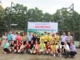 Công đoàn Trung tâm Quản lý luồng không lưu tổ chức Giải bóng chuyền hơi năm 2021