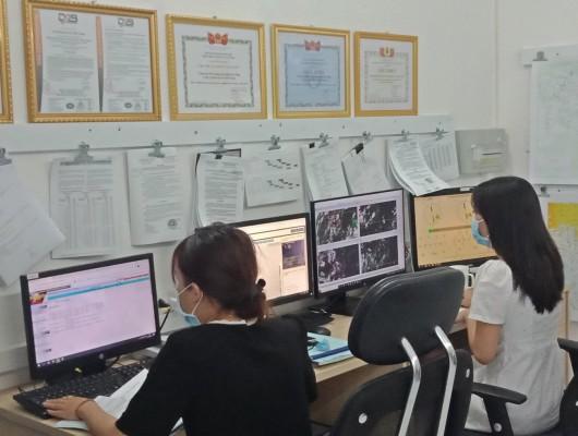 Trung tâm Khí tượng hàng không Đà Nẵng triển khai trực chốt  ứng phó đại dịch Covid-19