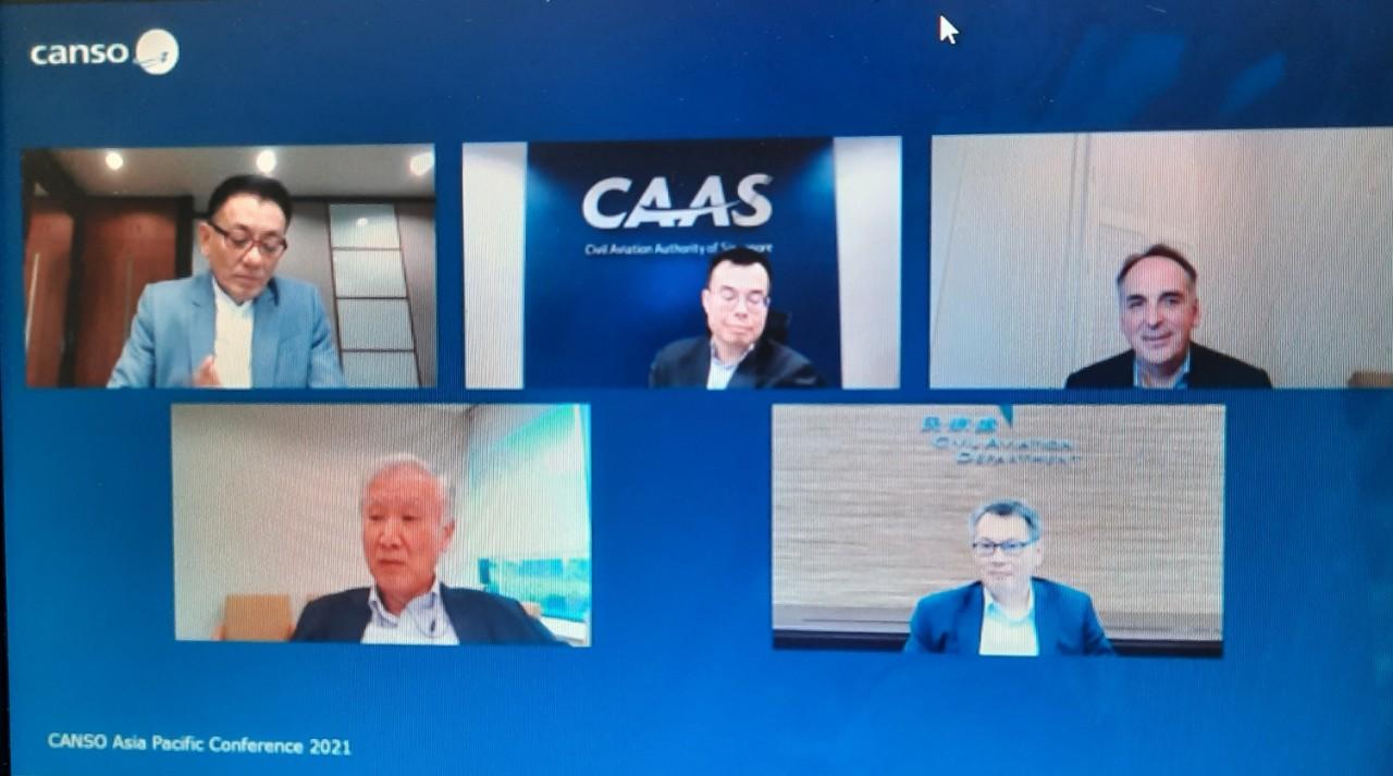 Hội nghị CANSO khu vực Châu Á – Thái Bình Dương năm 2021