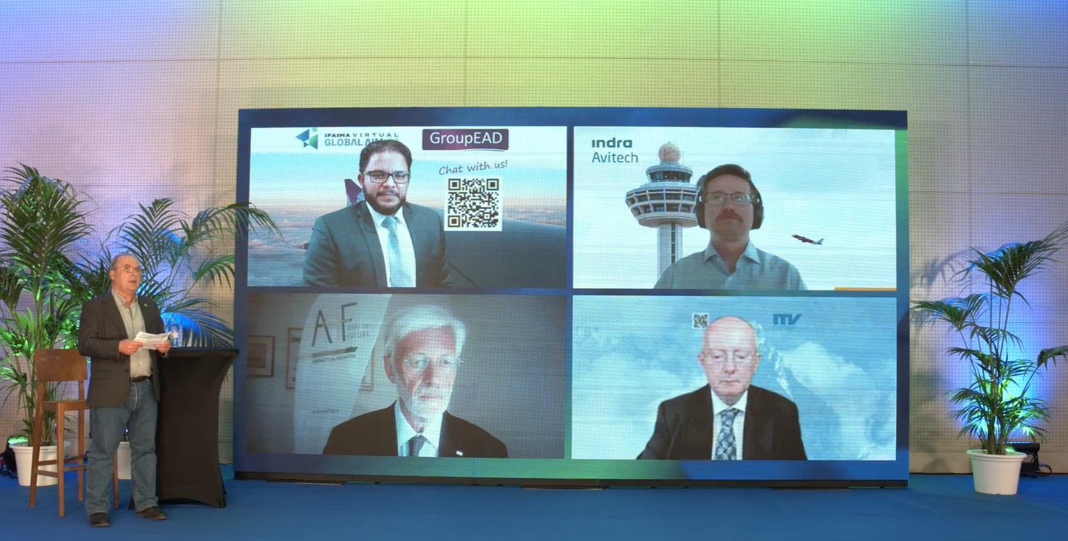 Hội nghị Quản lý tin tức hàng không toàn cầu năm 2021