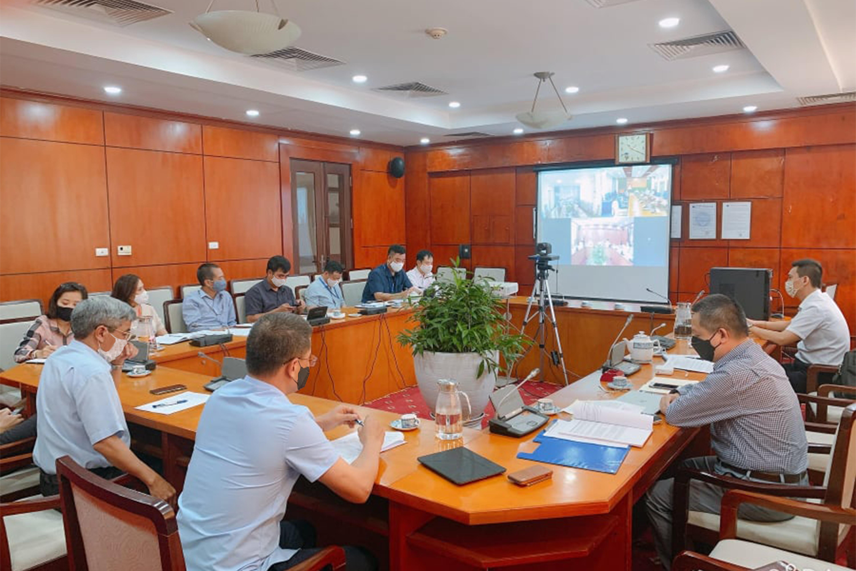 VATM: Hội nghị trực tuyến Nhóm công tác an toàn lĩnh vực không lưu 6 tháng đầu năm 2021