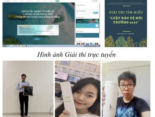 Đoàn thanh niên và Công đoàn Trung tâm Khí tượng hàng không Đà Nẵng hưởng ứng tháng hành động vì môi trường năm 2021